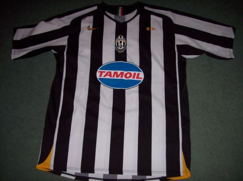 sports shoes b1b09 fd74f 2005 2006 Juventus Del Piero Home Football Shirt Adults Large Maglia Italy  Top